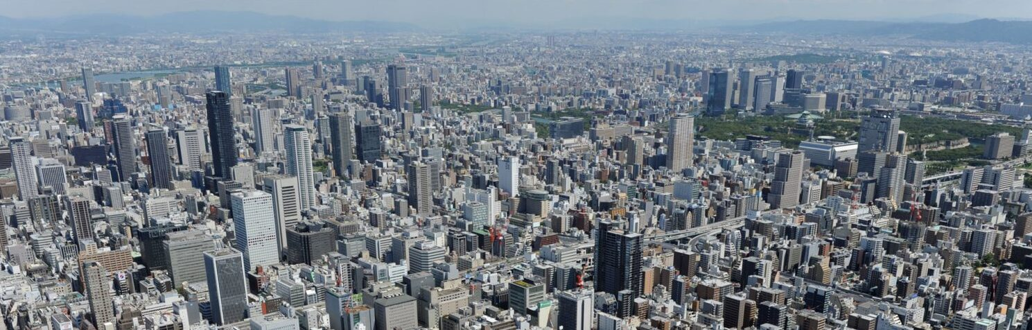大阪の中心地|船場は、観光の誘客交差点